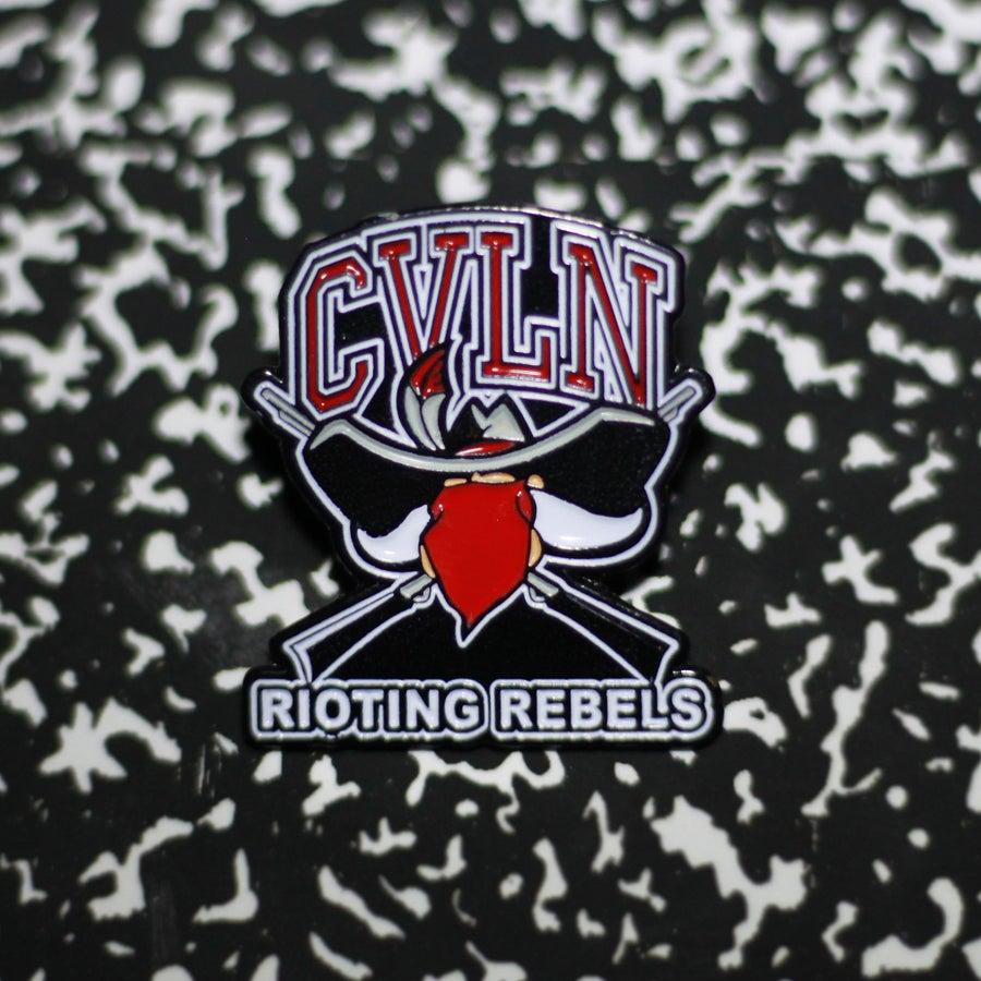 Image of Rioting Rebel Pin