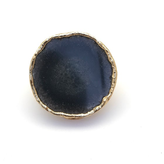 Image of Black Geode