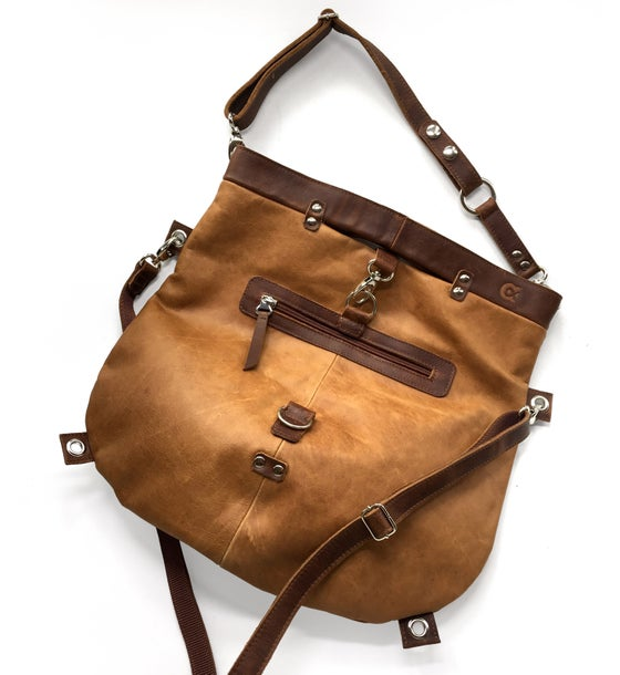 Image of U-BAG | big | Tanned leather | ~115€