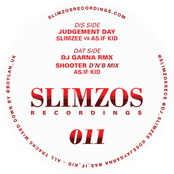 Image of slimzos 011 (preorder)