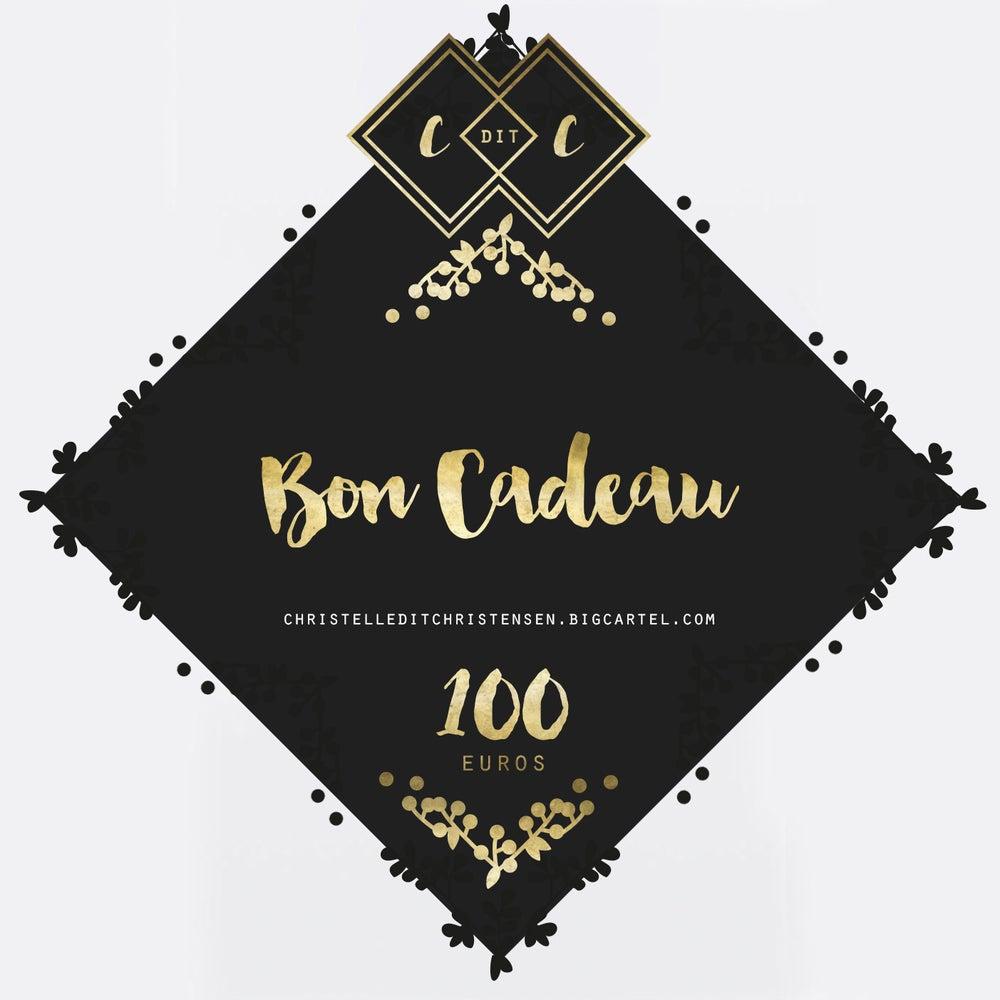 Image of Bon Cadeau - 100 euros