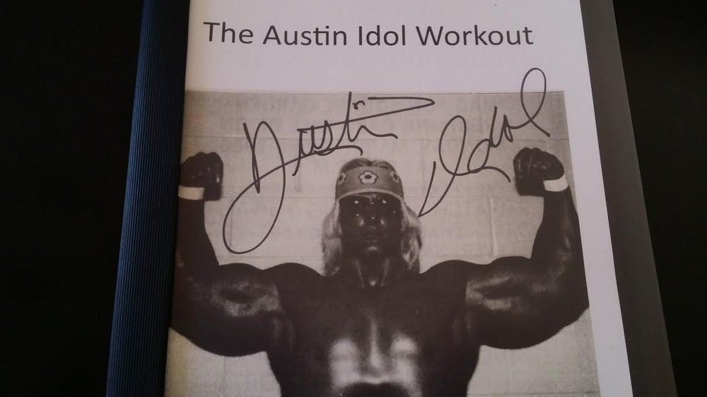 """Image of  Austin Idol's """"Exclusive"""" Workout Routine!"""