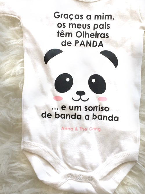 Image of Body OLHEIRAS DE PANDA