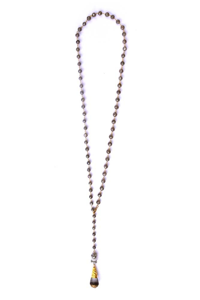 """Image of 36"""" Rosary Chain Lariat"""
