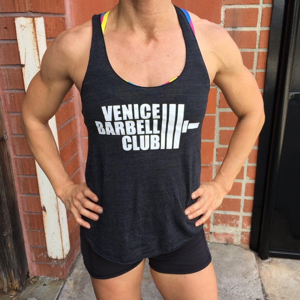 Image of Black VBC Shirt + Tank top