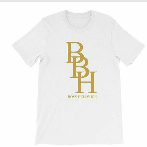 Image of Customize  BBH Logo T-shirt -Small-3xl