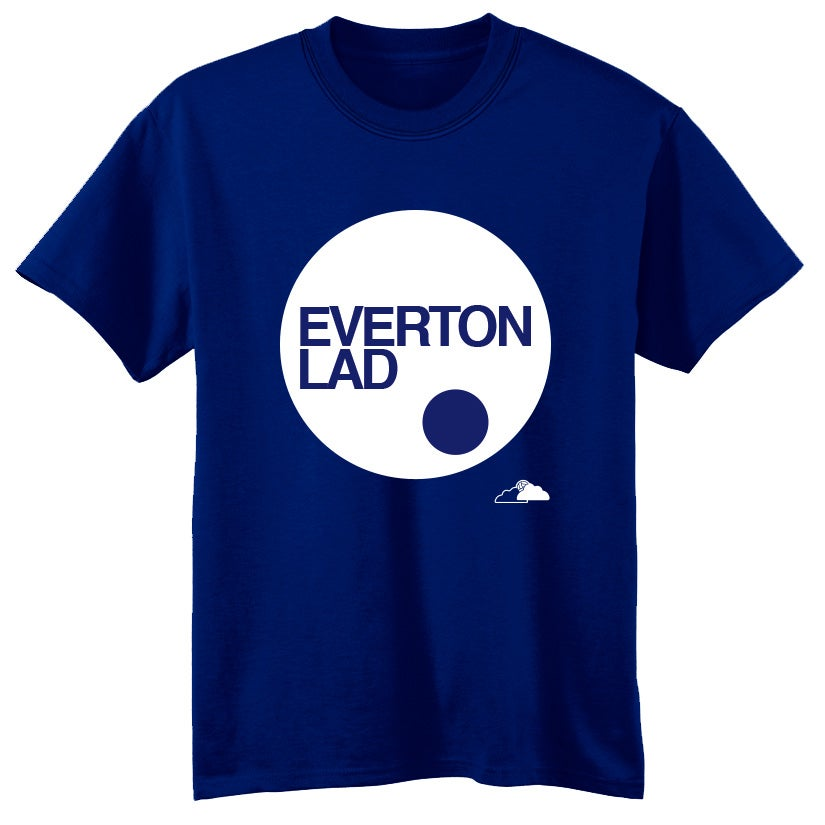 Image of FAMILY - EVERTON LAD