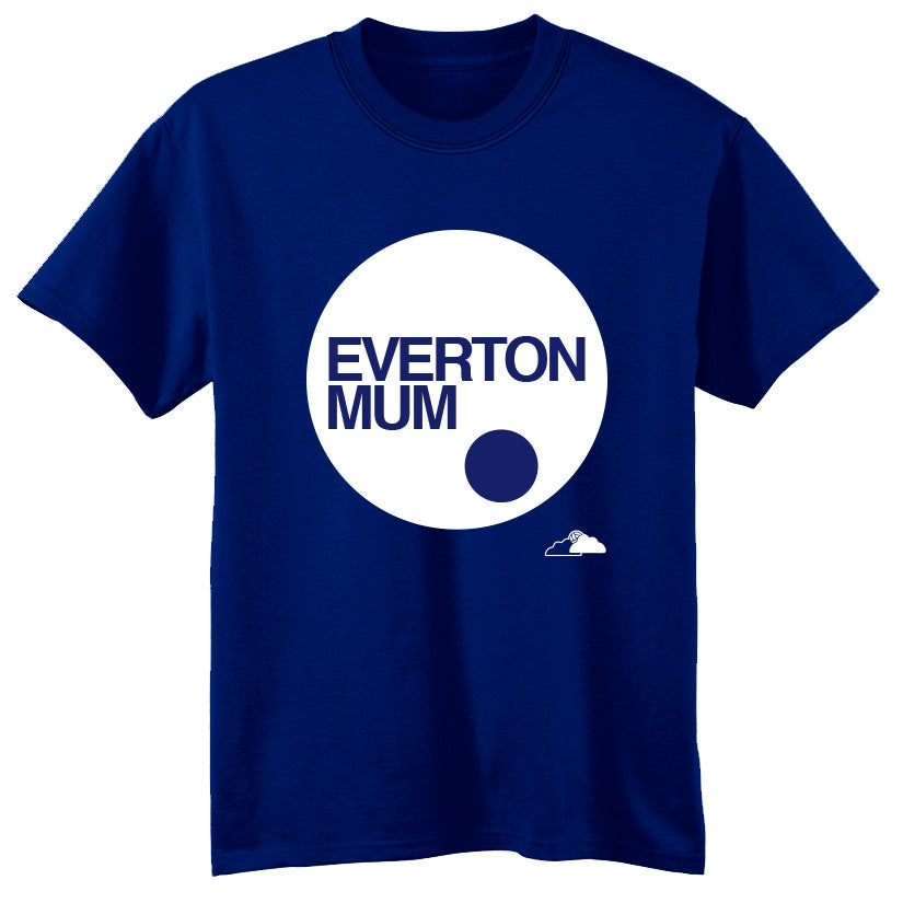 Image of FAMILY - EVERTON MUM