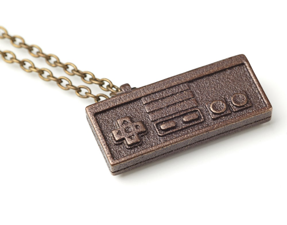 Image of Controller Necklace