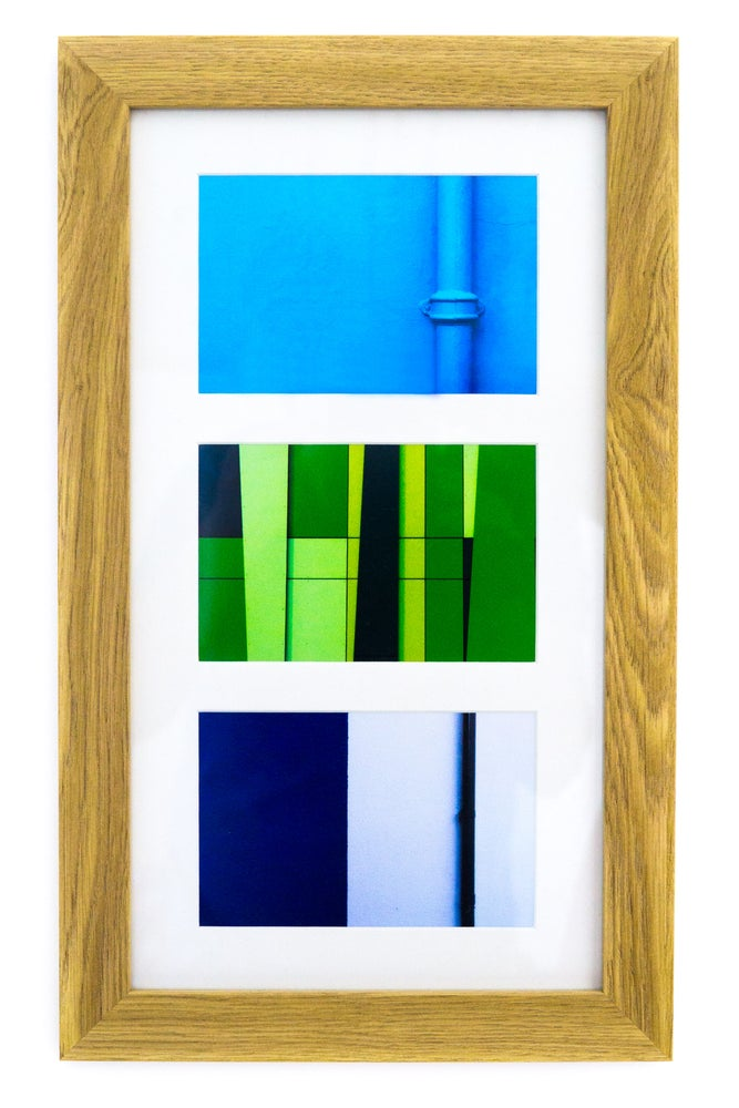 Image of 'Patterns of Urbanity' Framed Photo Collection.