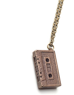 Image of Mixtape Necklace