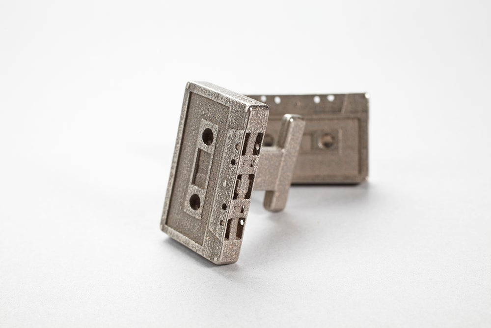 Image of Mixtape Cuff links