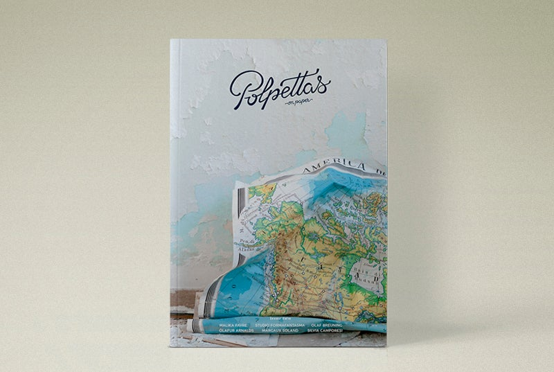 Image of Magazine Polpettas On Paper #TWO