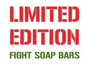 Image of Limited Edition Fight Soap Bars