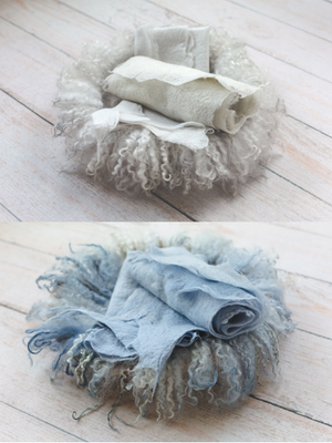 Image of Felted Set inspired by Ana Brandt (value of $172)