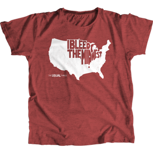 Image of I Bleed the Midwest Tee