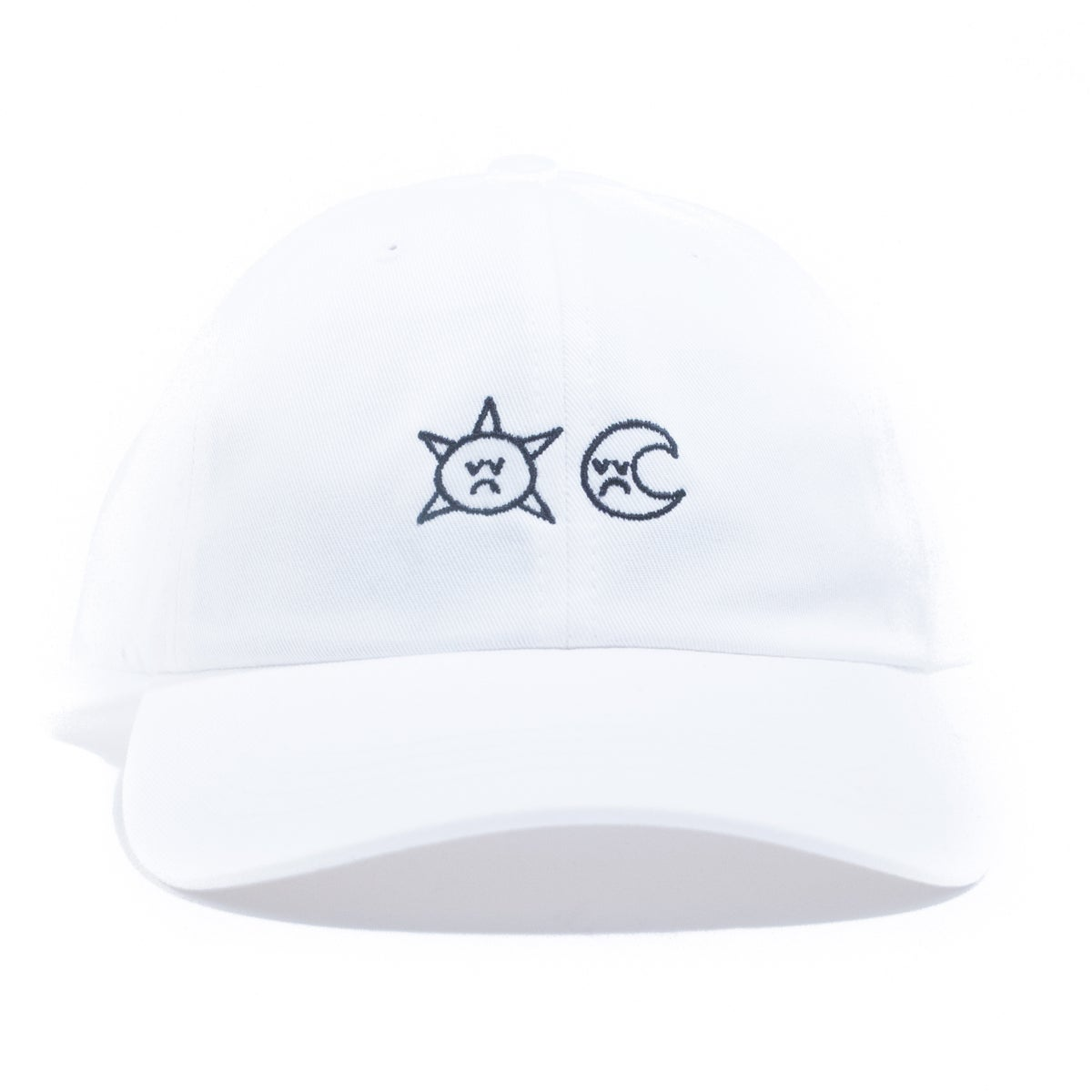 Image of Dreams & Schemes Cap (White)