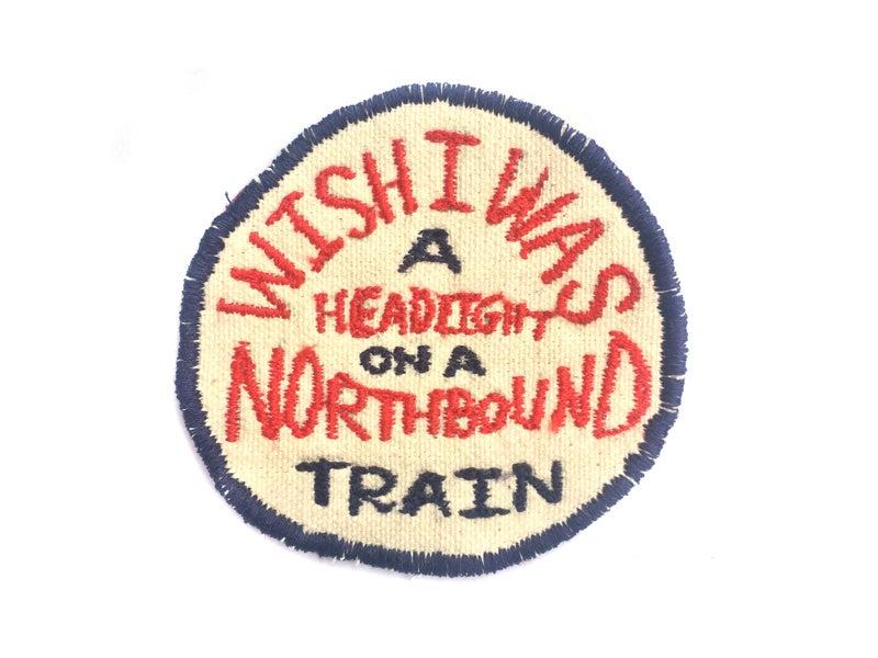Image of Northbound Train