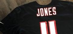 "Nike NFL ""Falcons Julio Jones Super Bowl LI"" Short Sleeve Tee - FAMPRICE.COM by 23PENNY"