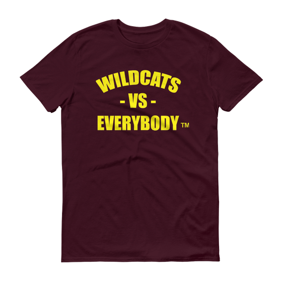 Image of Wildcats -VS- Everybody (Maroon)