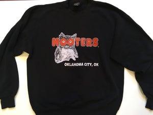 Image of Classic Hooters Sweatshirt - OKC