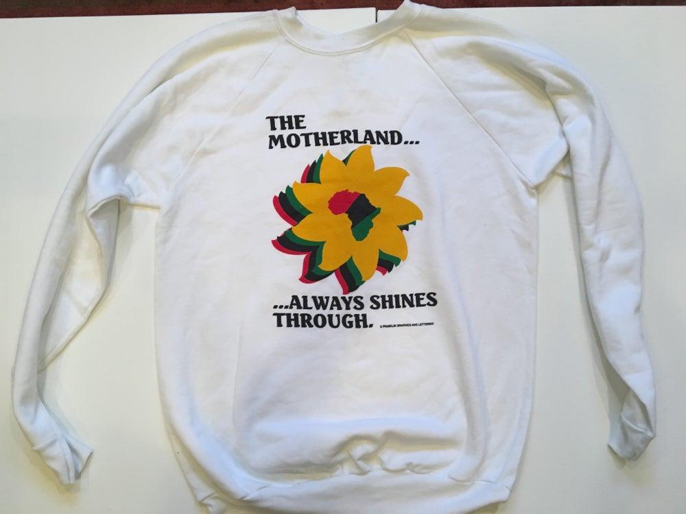 Image of Classic 90s African Pride Sweatshirt