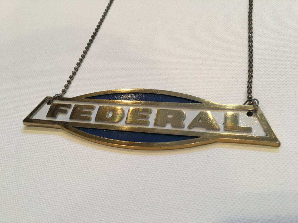 Image of Federal Necklace