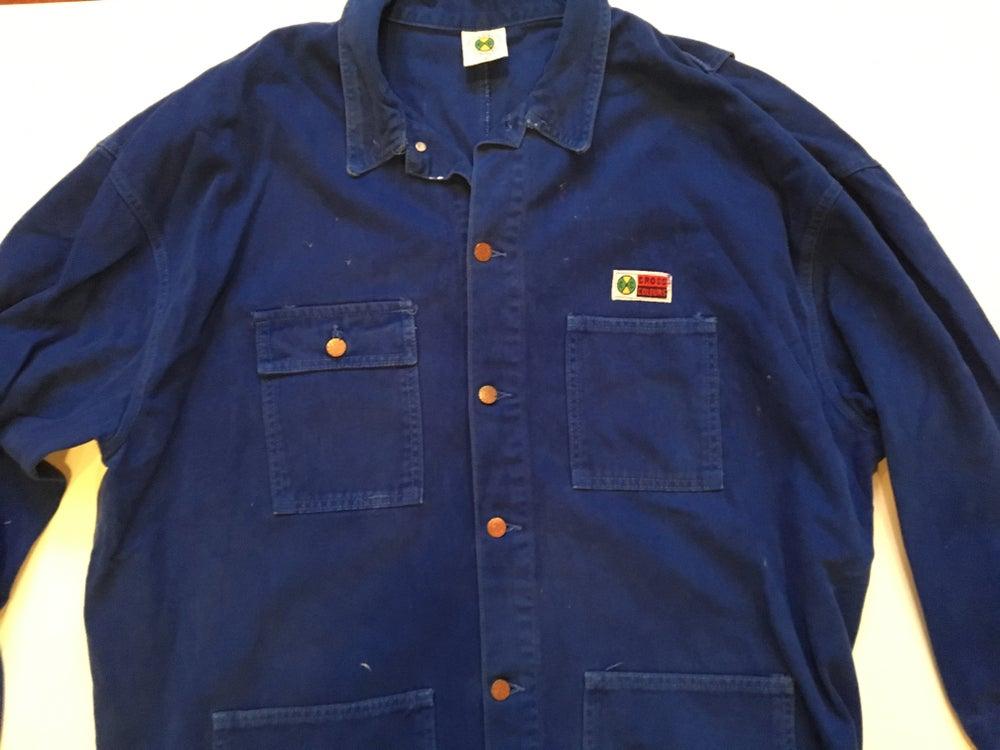 Image of Vintage Cross Colours Denim Jacket