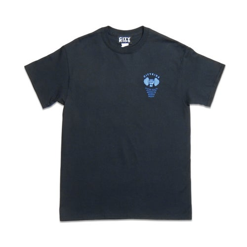 Image of Let's Build Tee - Black