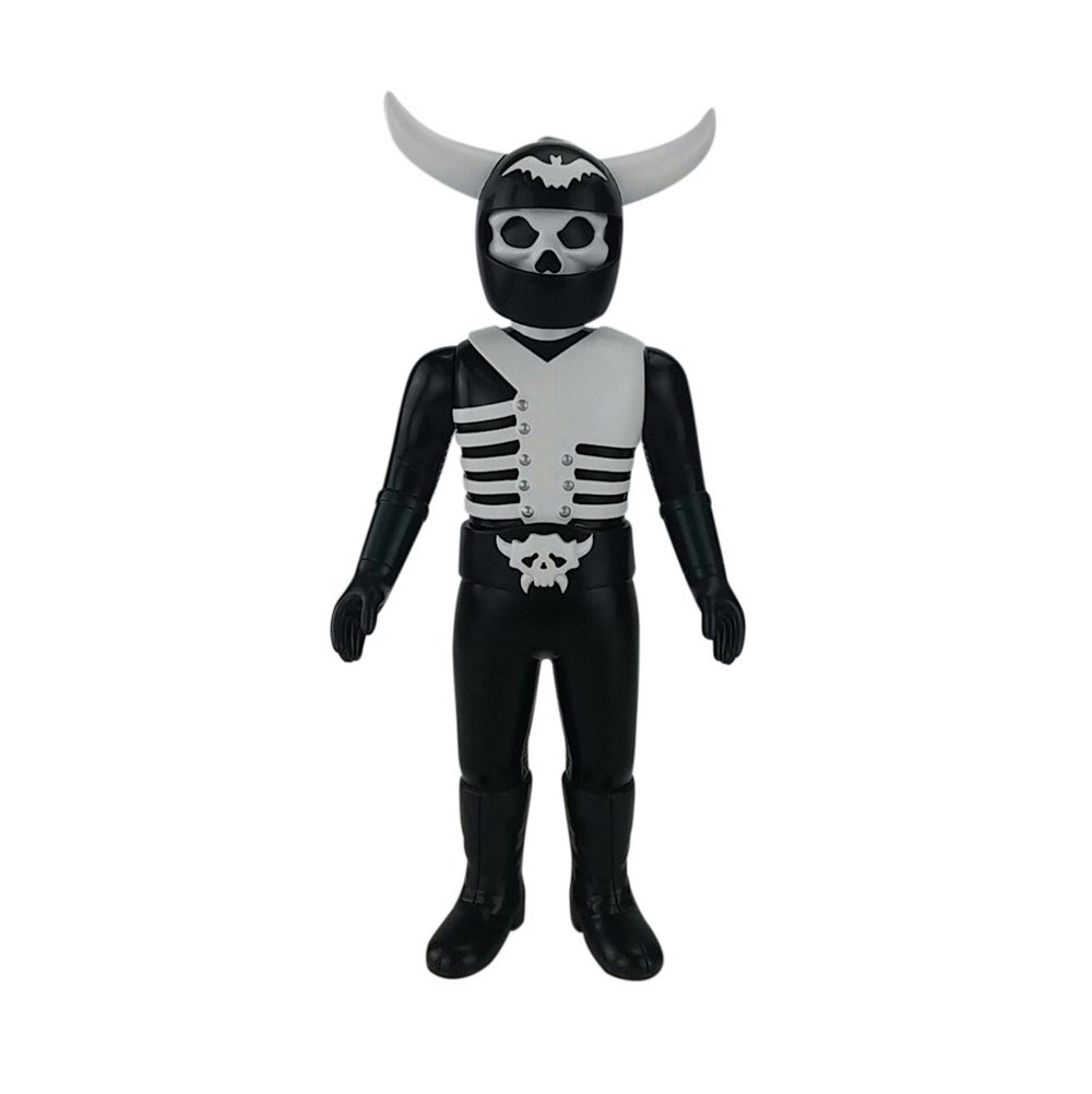 Image of SKELETON SPECTRE SOFT VINYL FIGURE PREORDER