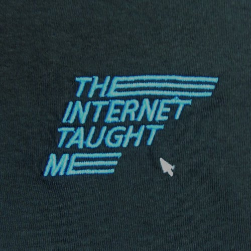 Image of Internet Tee - Black