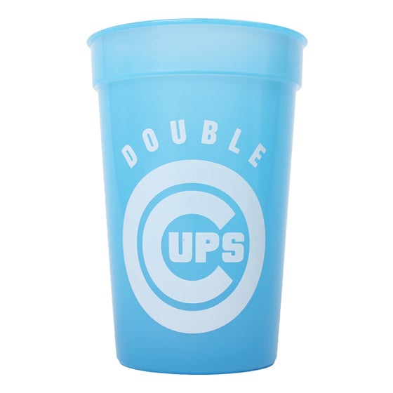 Image of DOUBLE CUPS BLUE MOOD CUP