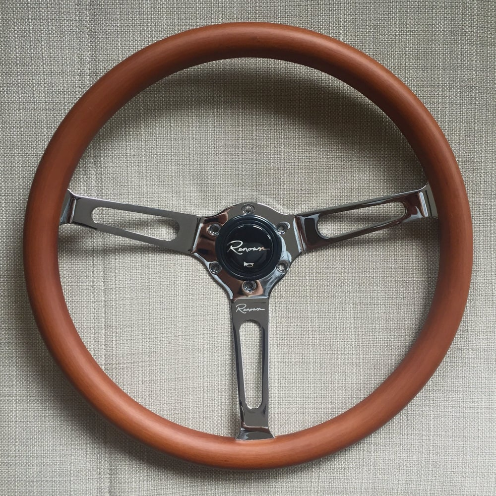 Image of Renown Forest Series Grand Turismo Wood Steering Wheel