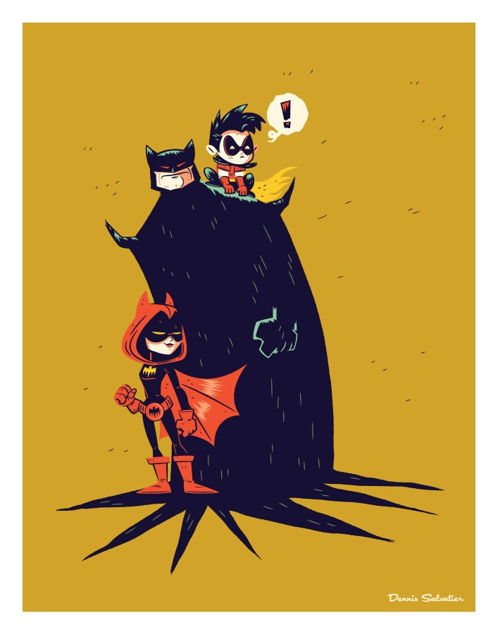 Image of Bat-Family Matters