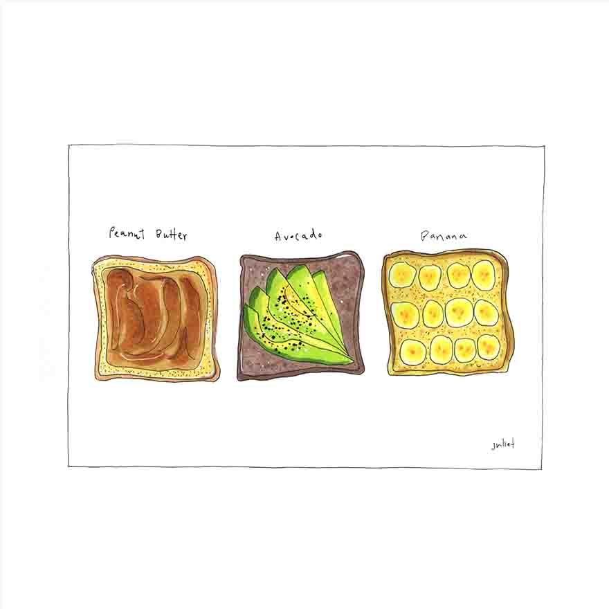 Image of Toast Options