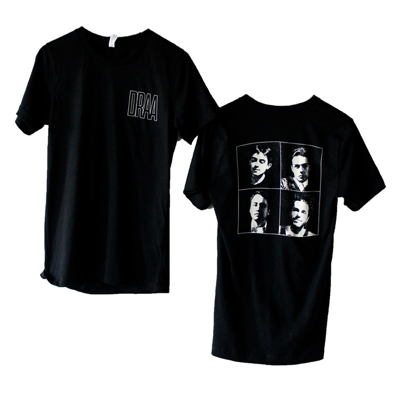 Image of 4 Faces T-Shirt