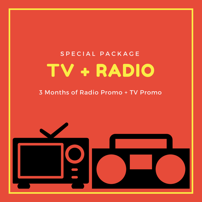 Image of TV + RADIO SPECIAL PACKAGE