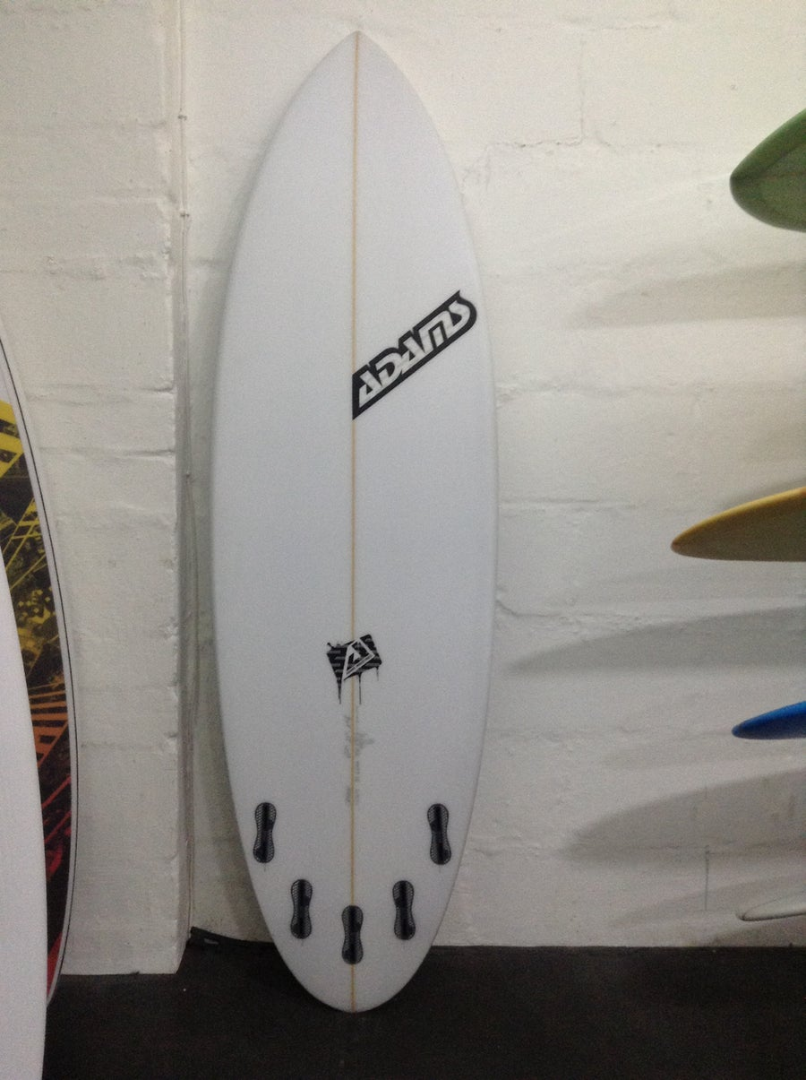 "Image of ADAMS OPTION 6'0"" x 21 x 2 5/8"