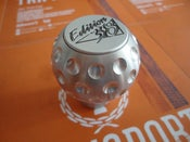 "Image of NOS Trimsport x Edition38 Crew VW Golf Jetta Scirocco Mk1 Mk2 ""Golfball"" Dimpled Gearknob"