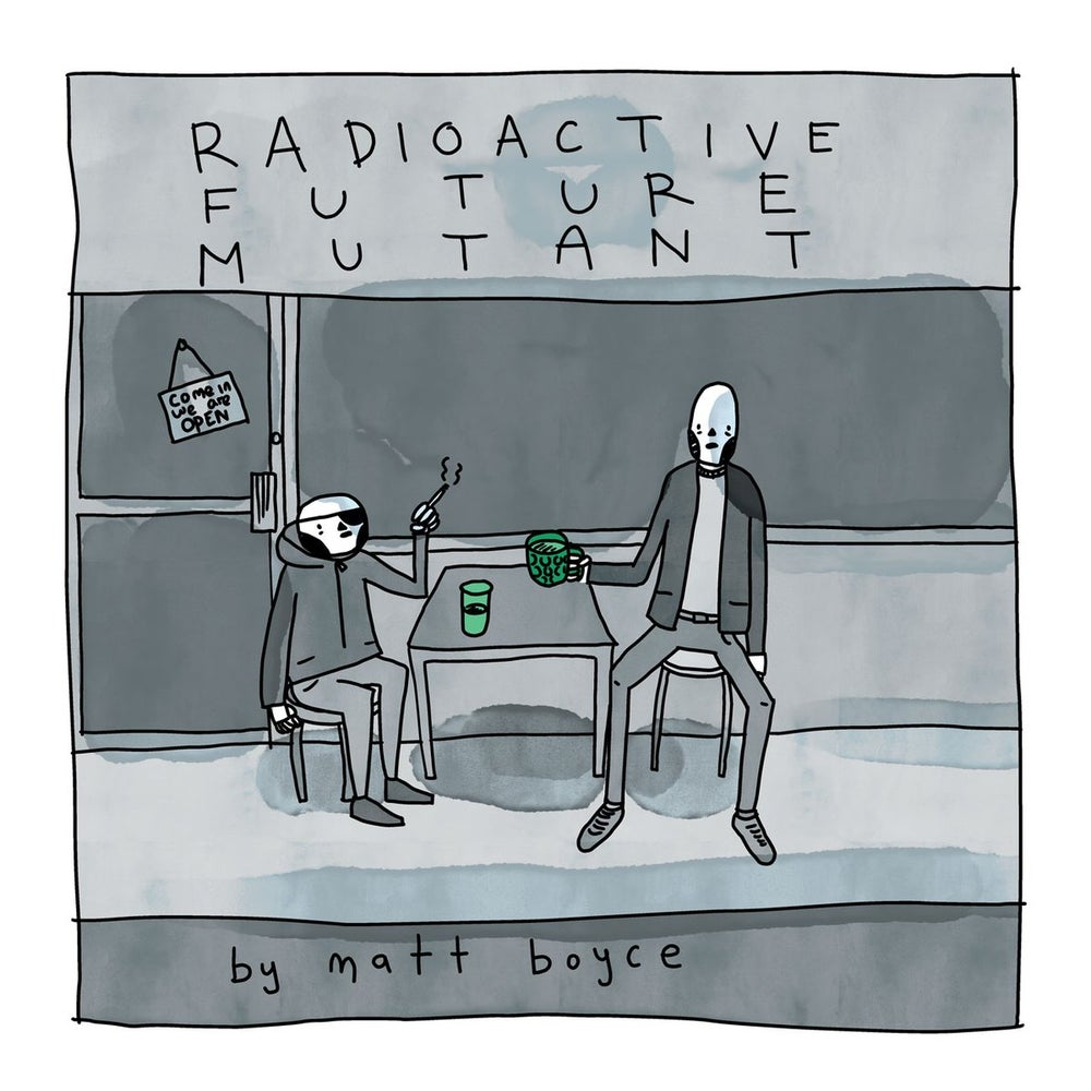 Image of RADIOCTIVE FUTURE MUTANT - COMIC