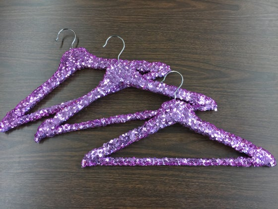 Image of Deluxe Sequin Hanger