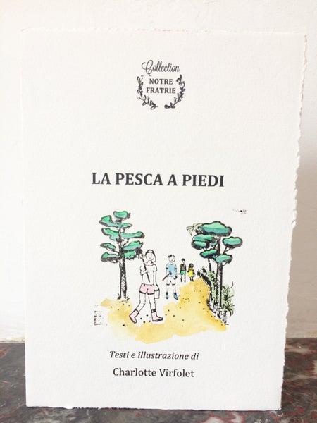 Image of LA PESCA A PIEDI