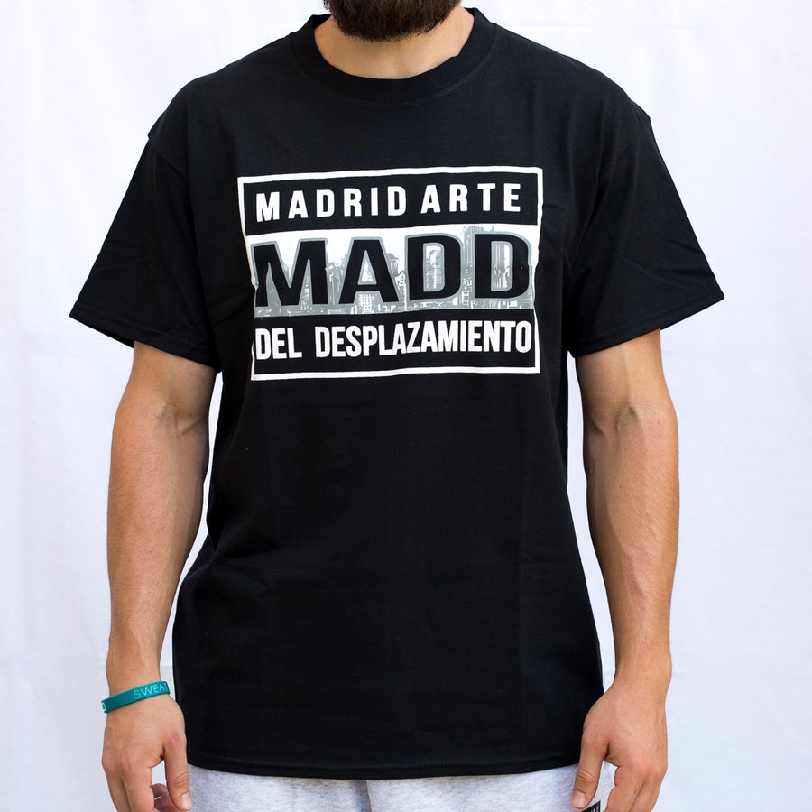 Image of Original MADD TShirt - Black