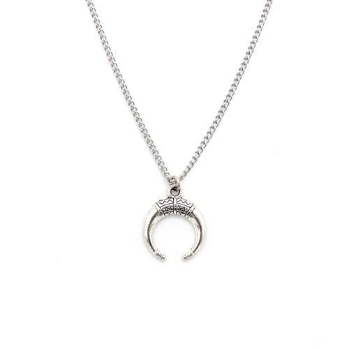 Image of Boho Moon Necklace