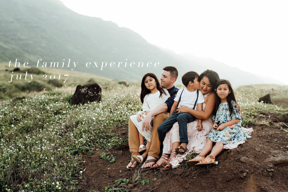 Image of Silent Seat: The Family Experience: Bridging the gap in posing and storytelling with Winnie Bruce