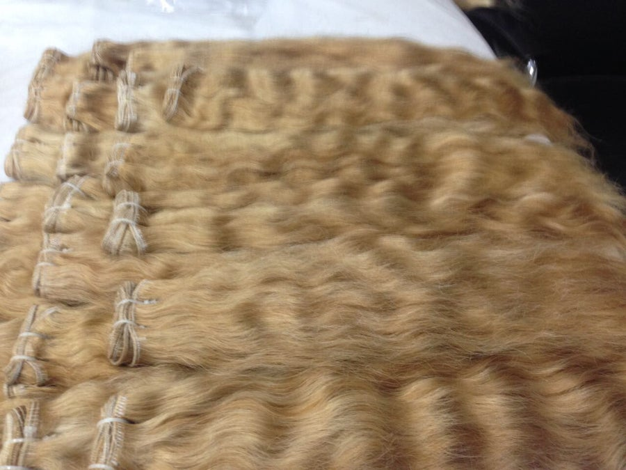 Image of Raw Indian Blonde