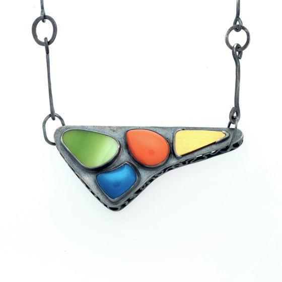 Image of Multicolored Necklace