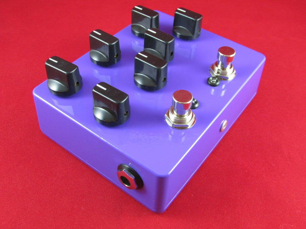 Image of Sustainer Circle Face + Boostdriver
