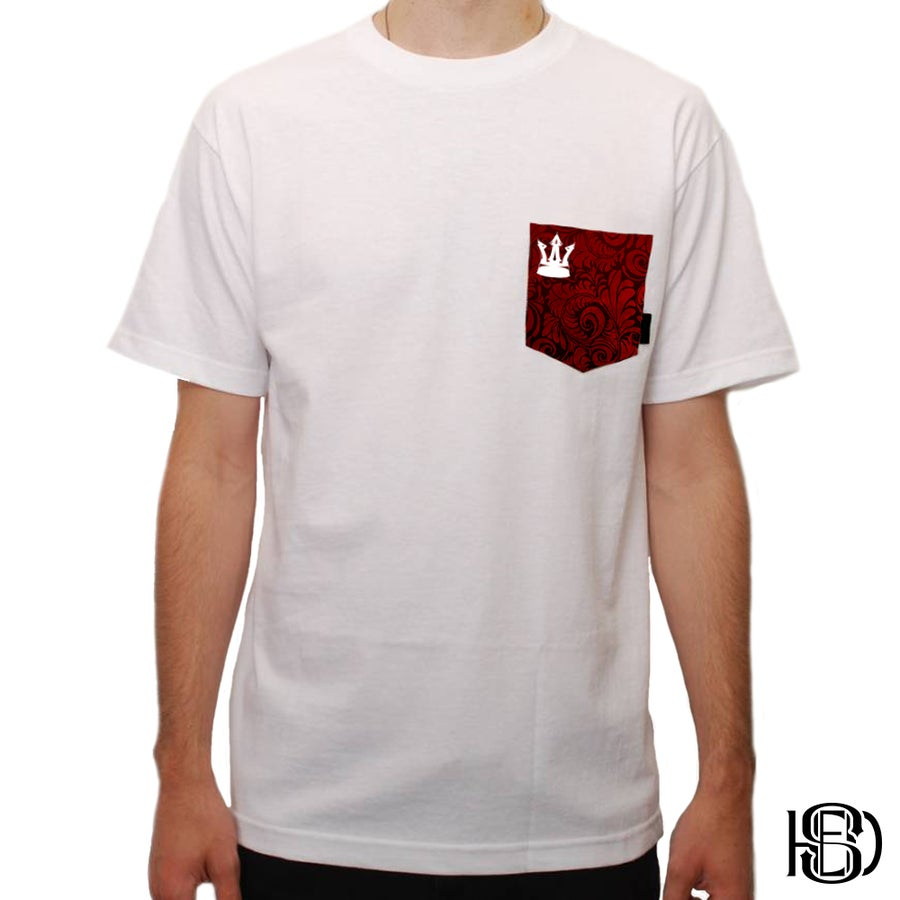 Image of Shed Crown pocket tee