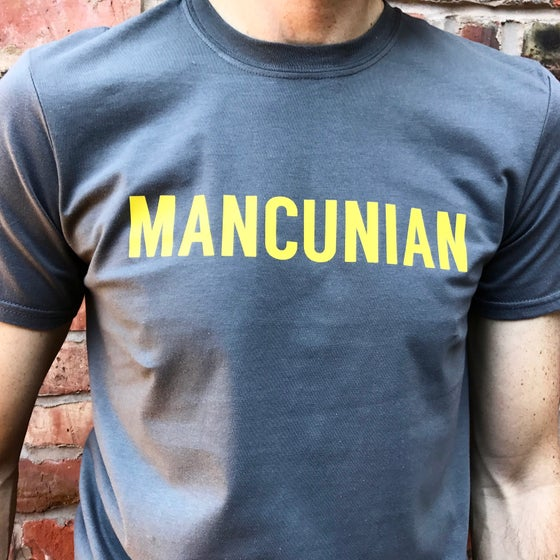 Image of MANCUNIAN T-SHIRT